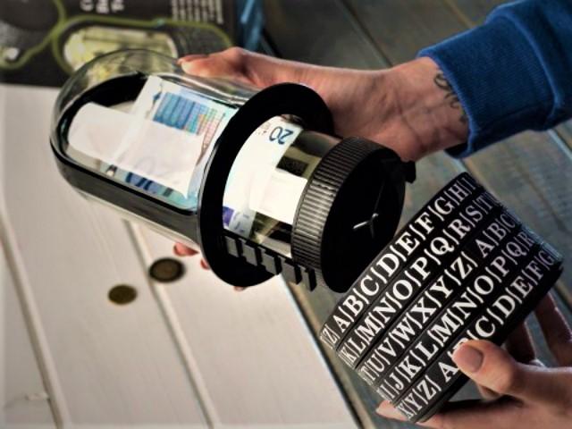 Da Vinci Code Mini Cryptex