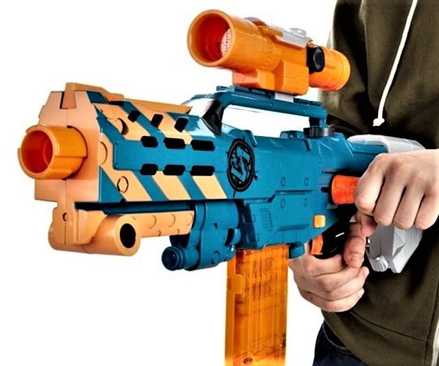 Nerf Sniper 1