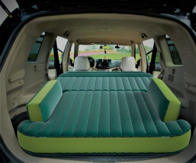 Inflatable Automobile Mattress