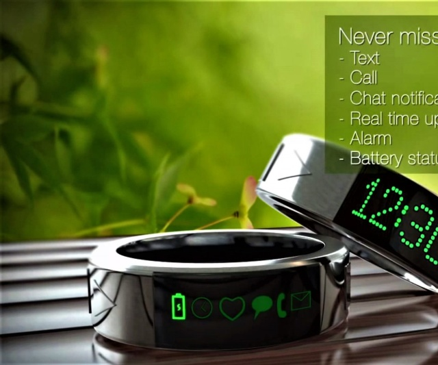 Mota DOI Smart Ring