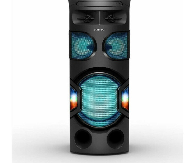 The Sony V71 high power sound