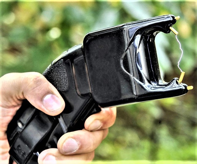 World's Smallest Self Defense Stun Gun