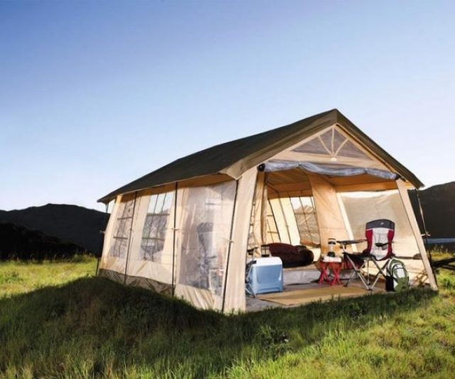 Cabin Tent For Ten Person