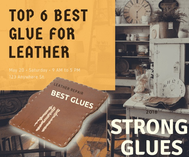 The Best Glue For Leather Repair