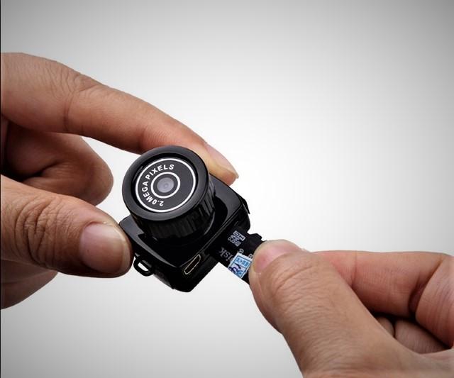 Tiny Mini Camera HD Video