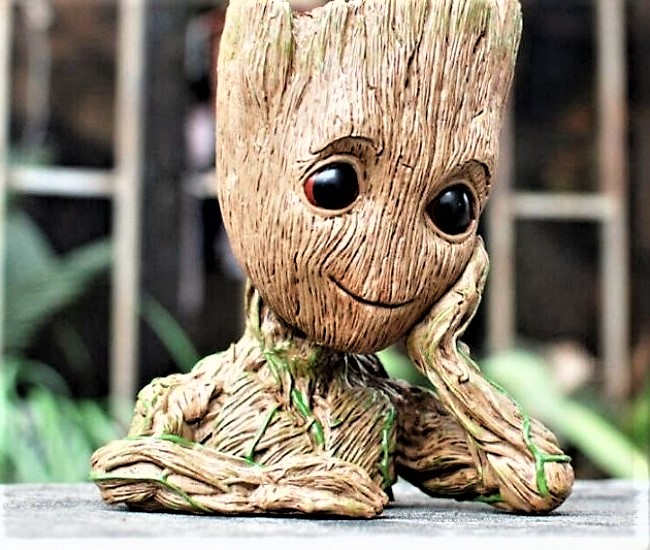 DIY Groot Planter