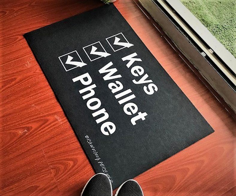 doormats with Attitude