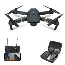 Drone X Pro Foldable Quadcopter WIFI FPV 1080P Wide-Angle HD Camera Batteries US