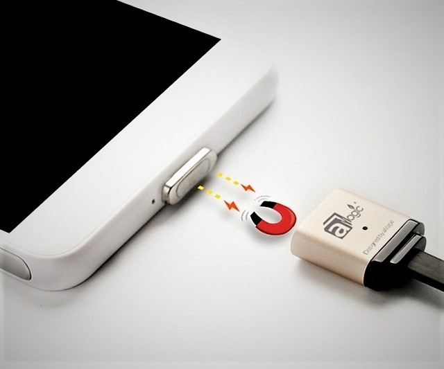 magnetic charging cable gadgetg