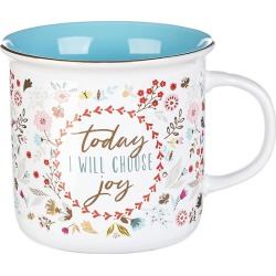Mug Coffee Choose Joy