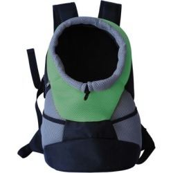 Pet Life On-the-Go Supreme Travel Bark-Pack Backpack Pet Carrier
