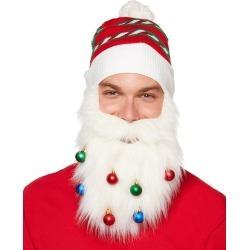 Santa Beard With Ornaments by Spirit Halloween