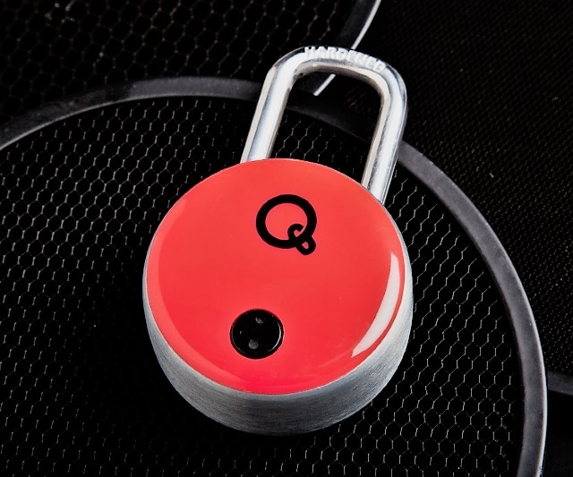 The Quicklock: Smart Bluetooth Padlock