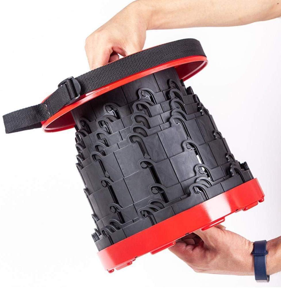 Compact Telescopic Stool