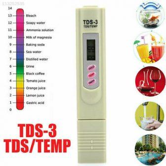Electric Digital TDS3 Meter Tester Filter Pen Water Purity Hardness Test Tool...