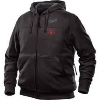 M12™ Black Heated Hoodie, Large (Hoodie Only)