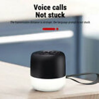 Mini Wireless 5.0 Bluetooth Loud Speaker Bass Radio Music Player Pocket