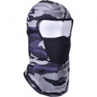 Windproof Ski Cycling Mask: Design 1